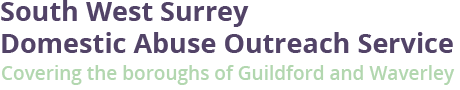South West Surrey Domestic Abuse Outreach Service